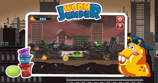 Worm Jumper