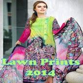 Lawn Prints 2014
