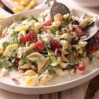 Philly Mediterranean Pasta Salad.