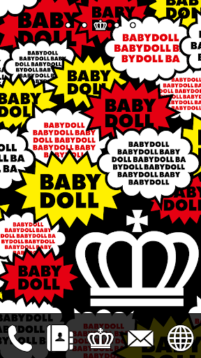 BABYDOLL-BD SPEECHBALOON Theme