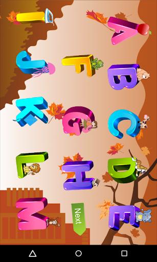 Learn Alphabets
