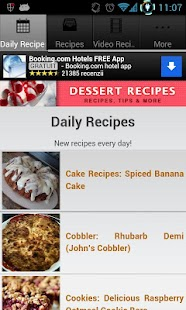 Dessert Recipes! - screenshot thumbnail