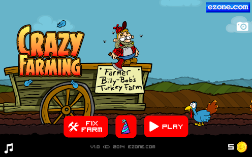 Crazy Farming- screenshot thumbnail
