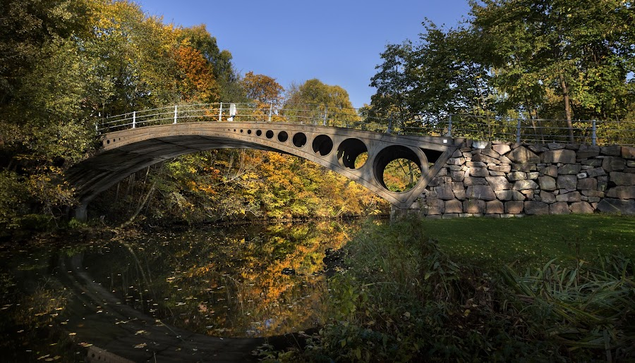 Monet motive - Løkke bro by Jan Kiese - Buildings & Architecture Bridges & Suspended Structures
