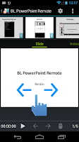 Screenshot of BL PowerPoint Remote - Free