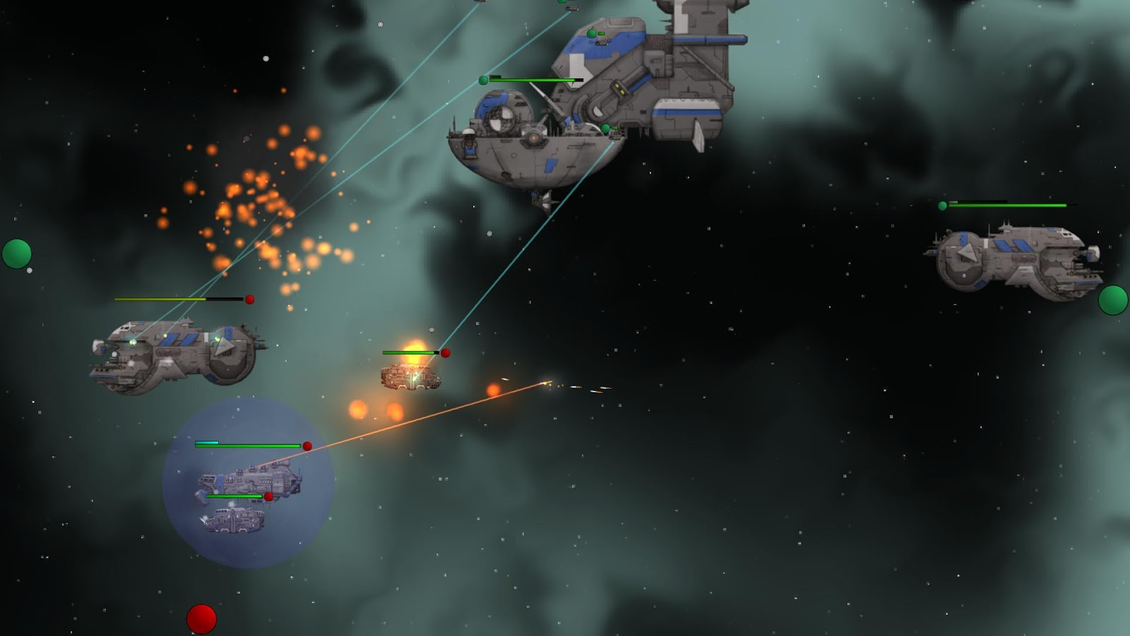 Superior Tactics RTS - screenshot