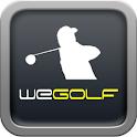 WeGolf – Golf GPS logo