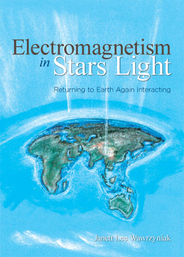 Electromagnetism in Stars Light cover