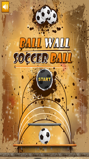 Ball Wall - Soccer Ball Game