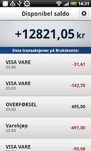 Mobilbank- screenshot thumbnail