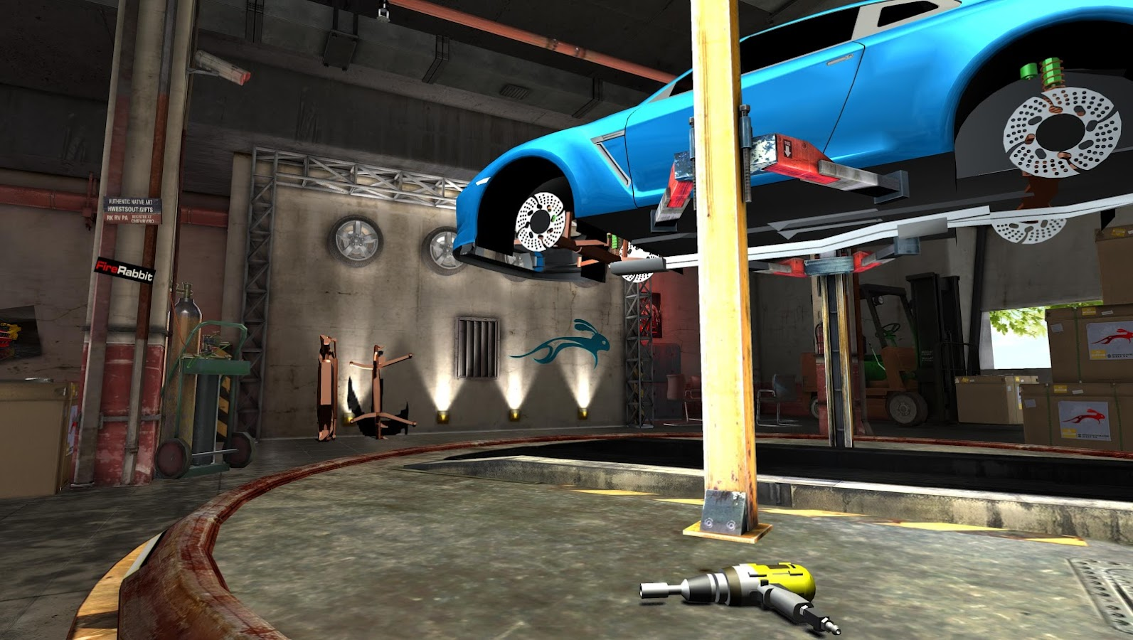Fix my car: garage wars!   android apps on google play