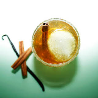 Brown Sugar Cinnamon Bourbon Cocktail.