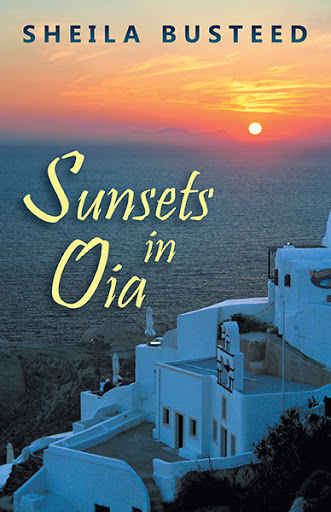 Sunsets in Oia cover