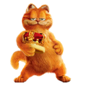Garfield live wallpaper icon