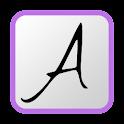 PicSay Pro Font Pack – A logo
