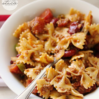 Chili Pasta Salad Recipes.