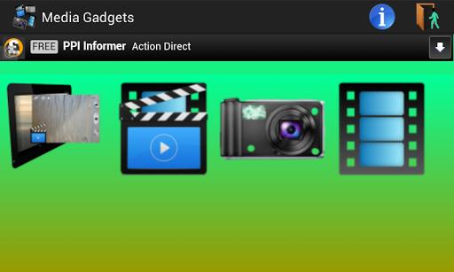 Media Gadgets