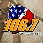 106.7 KJUG Country icon