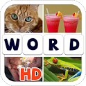 4Pics Quiz: What's the Word?HD icon