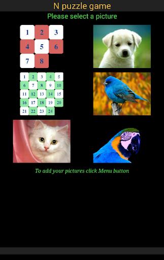 classic 10 puzzle