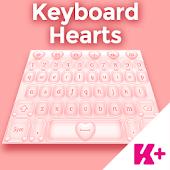 Keyboard Hearts