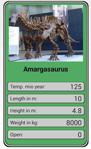 Dinosaurs Quartet