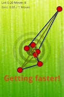 Screenshot of Tangle Twister