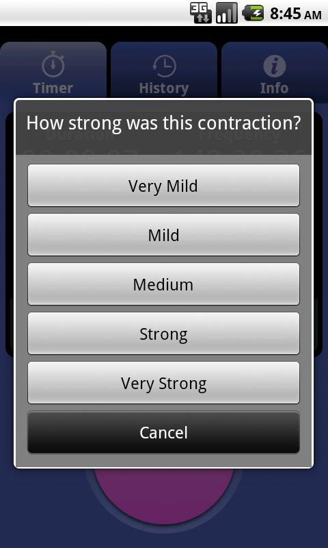Contraction Master- screenshot