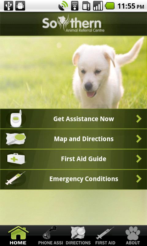 Pet Emergency Assist- screenshot