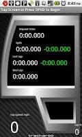 Screenshot of Time Dash Trackmaster Layout