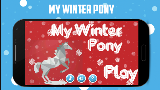 My Winter Pony
