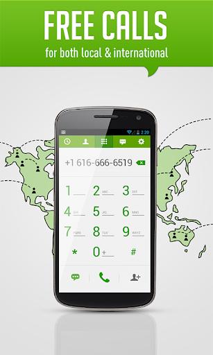 HiTalk 무료 국제 통화와