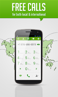 HiTalk Free International Call- screenshot thumbnail