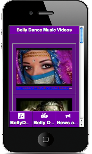 Belly Dancing Music Free