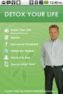 DetoxYourLife by Glenn Harrold - screenshot thumbnail