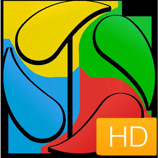 应用宝HD 工具 App LOGO-硬是要APP