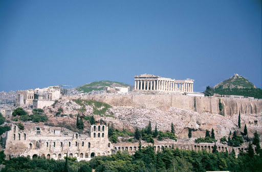Acropolis-Athens-Greece - Cruise to Greece on Norwegian Cruise Line and explore the Acropolis of Athens, home of the Parthenon, the Temple of Athena Nike, the Erechtheion and other world-renowned masterpieces.