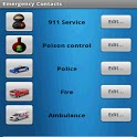 Emergency Contacts icon
