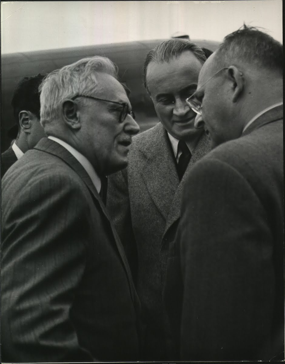 Foreign Ministers Conference-Paris-1949