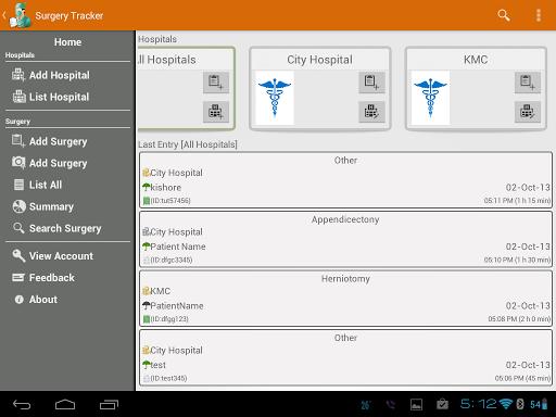 【免費醫療App】Surgery Tracker-APP點子