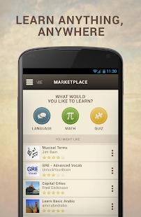 UnlockYourBrain: Learn Smarter - screenshot thumbnail