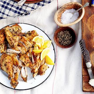 Roast Provençal Chicken.