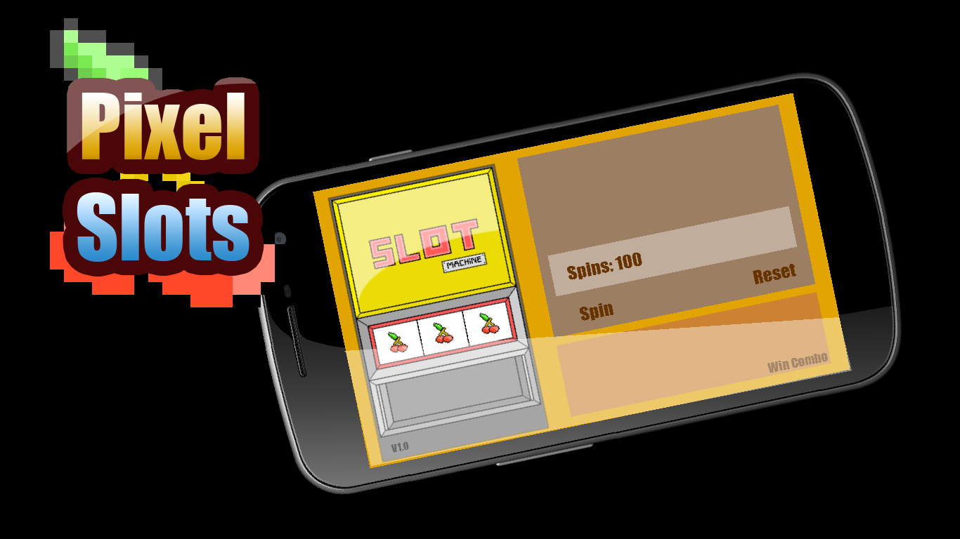 Pixel Slots Fruit Machine Free- screenshot