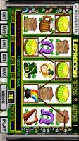 Screenshot of Leprecoin Slot Machine