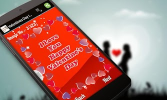 Screenshot of Valentine Day Images Quotes