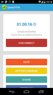 SpeedVPN Free VPN Proxy- screenshot thumbnail