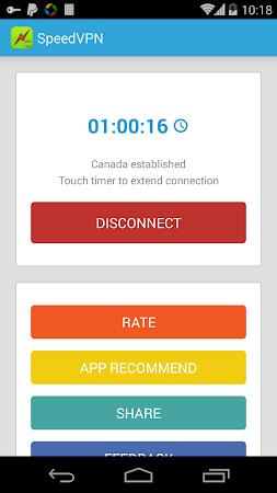 SpeedVPN Best Free VPN 1.3.5 screenshot 49553