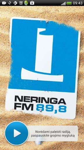 NeringaFM Internetinis radijas