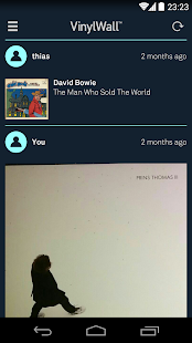VinylWall - Your Music Library- screenshot thumbnail
