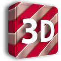 3D Icons GO LauncherEX Theme icon